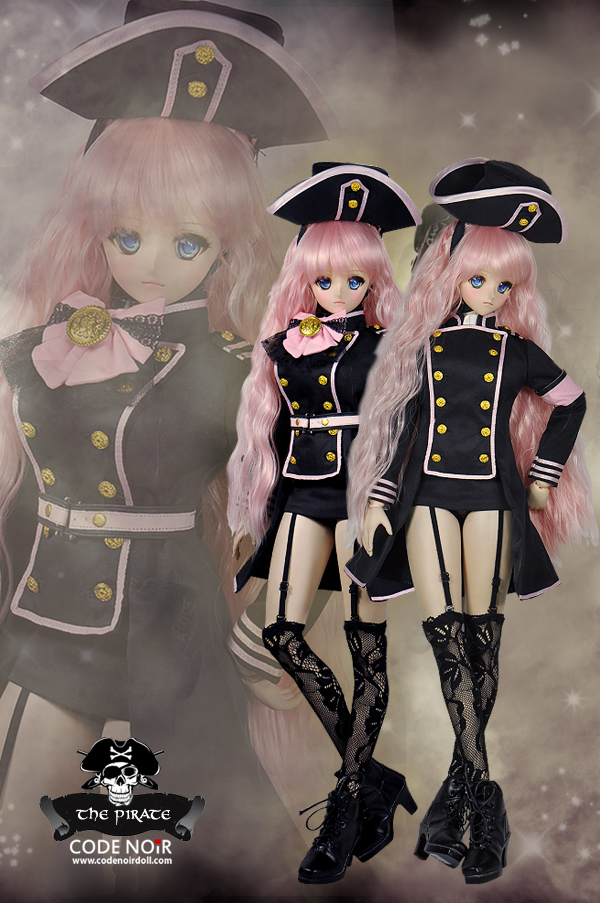 [Pre-Order Dec]CDY000001 Captain Pink